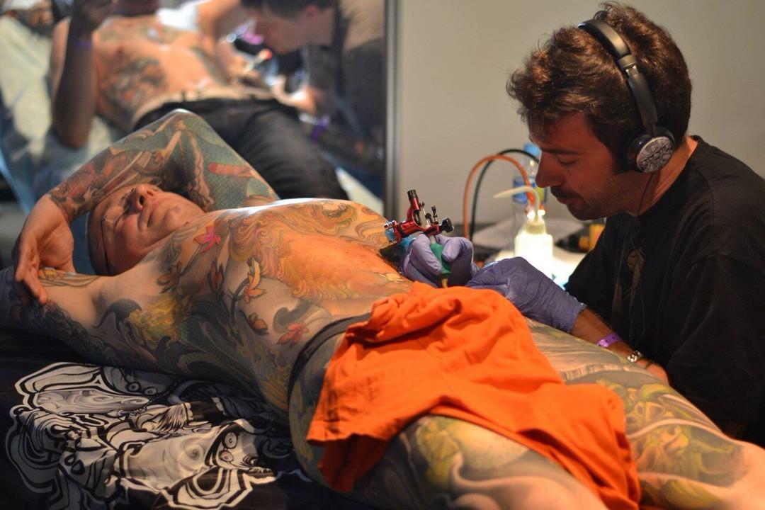 фестиваль татуировки, тату-конвенция, съезд татуировщиков, тату-событие, сделать татуировку, тату-выставка, мастер татуировки