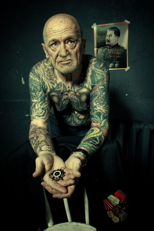 генрих эммануэль, тату-дедушка, татуировки в старости, лучшие татуировки, спасибо деду за победу, дмитрий вавилов