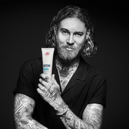 Skin Stories, Beiersdorf, Nivea, средства ухода за татуировкой, новая косметика, косметика из германии, Daily Lotion