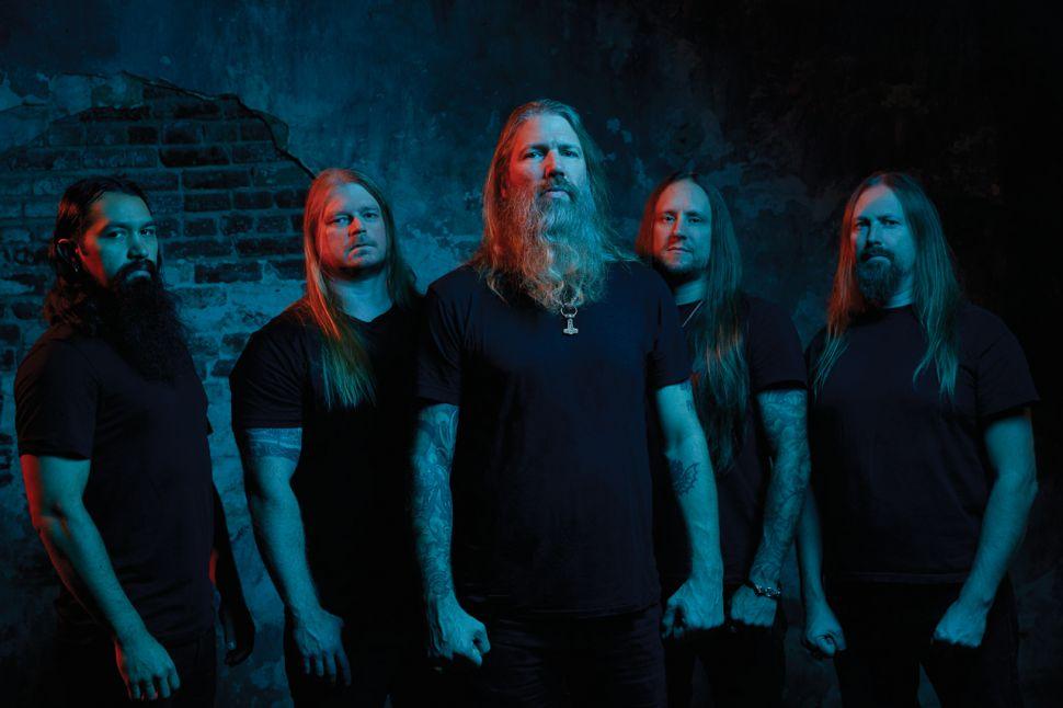 Amon Amarth, викинги, металлисты, музыканты, шведы