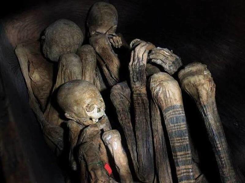 Инибалои, Кабаян, Филиппины, мумии, древние татуировки, история татуировки, искусство татуировки, захоронение