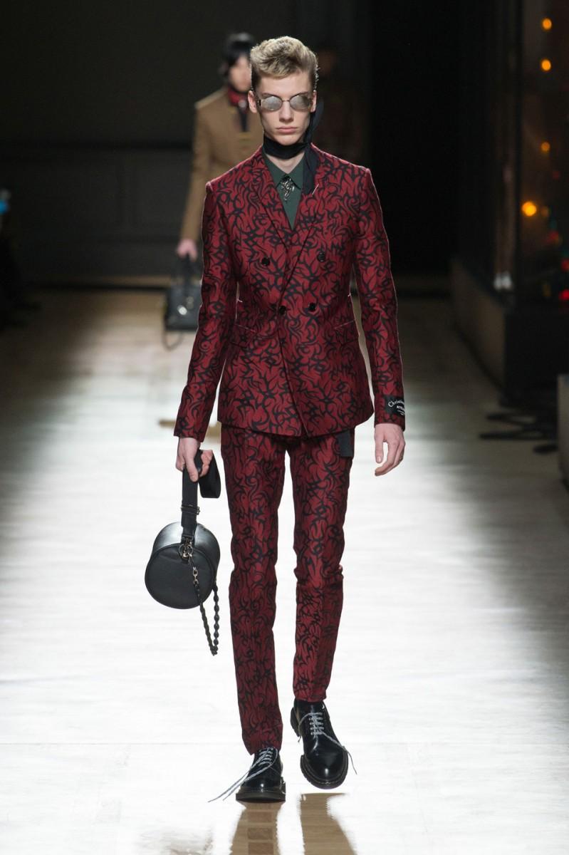 одежда в стиле Трайбл от Christian Dior