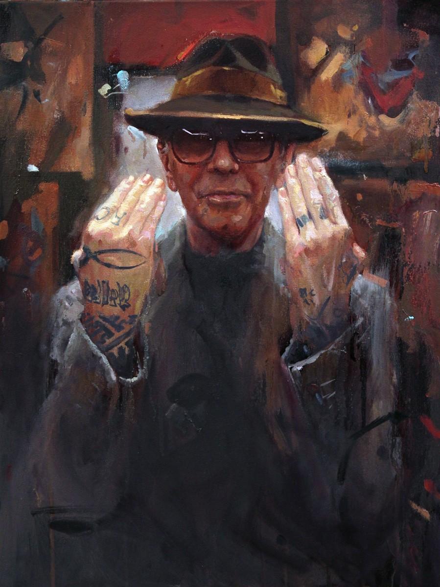 Шон Барбер (Shawn Barber), портрет Том ДеВита (Thom DeVita)