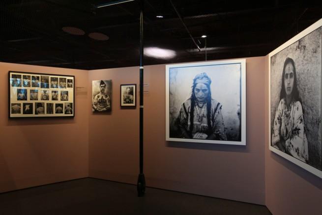 выставка «тату» в музее на набережной Бранли