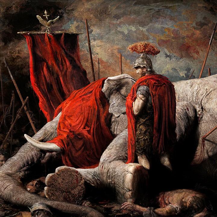 EX DEO - THE IMMORTAL WARS (2017), ELIRAN KANTOR