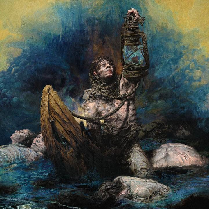 IZEGRIM - THE FERRYMAN'S END (2016), ELIRAN KANTOR