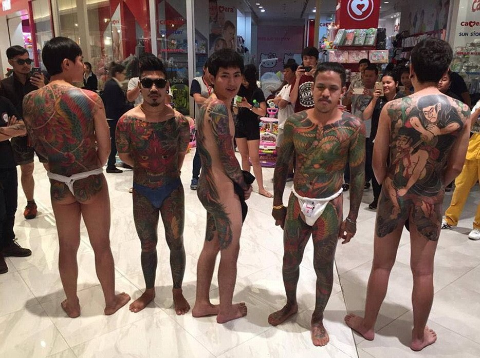 Rayong Tattoo Convention - тату-конвенция в Таиланде