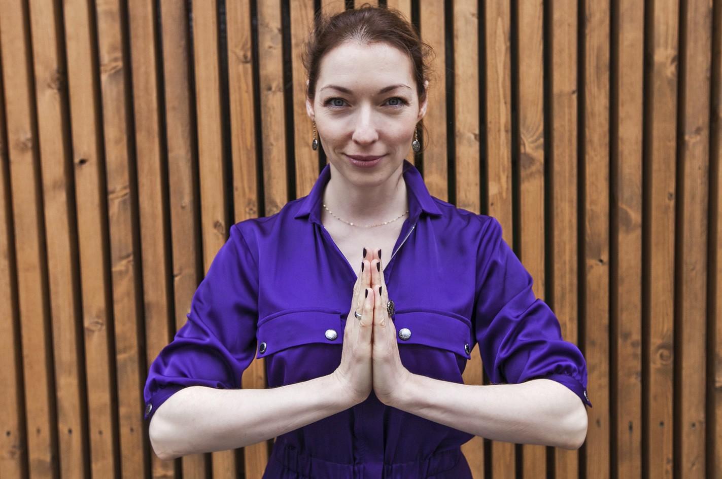 организатор российского ежегодного фестиваля татуировки Ольга Назимова