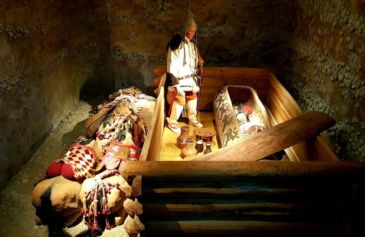 гробница Принцессы Укаока