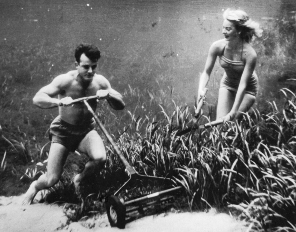 Брюс Мозерт – подводная фото-съемка