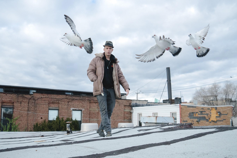американский художник-концептуалист Дюк Райли