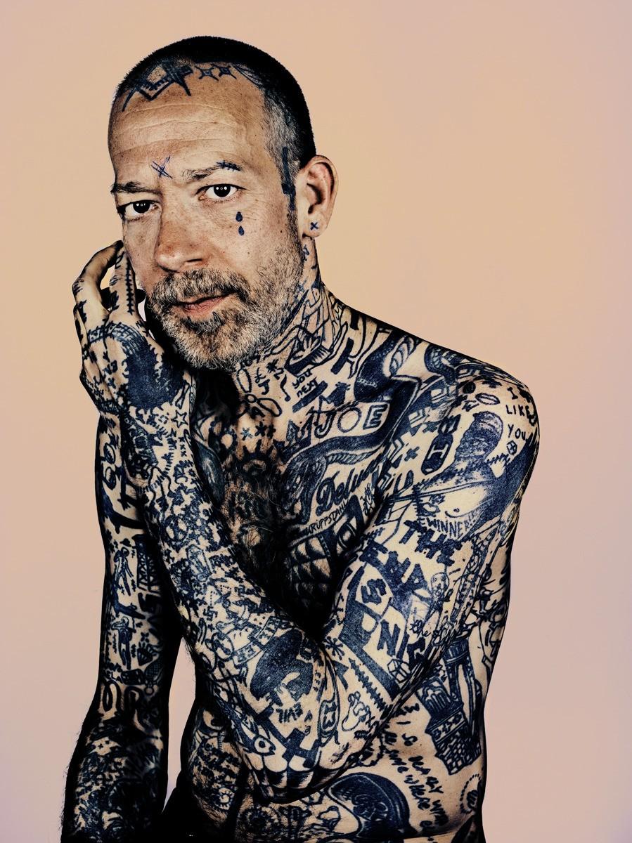 Дункан Икс, фото-портрет (автор: Брок Элбанк)