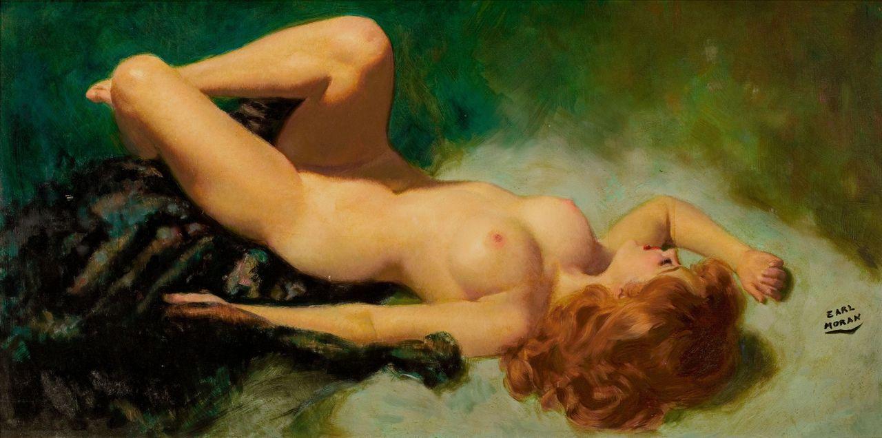 классическая живопись (автор - Эрл Моран)