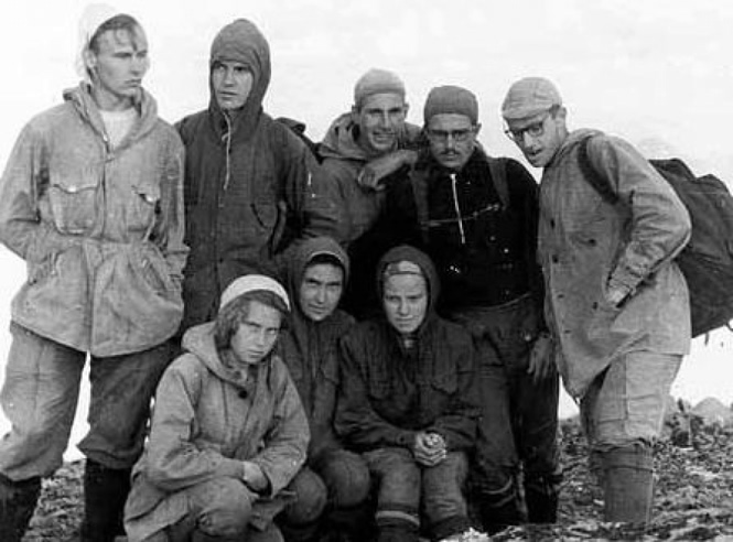 туристическая группа Игоря Дятлова, Северный Урал