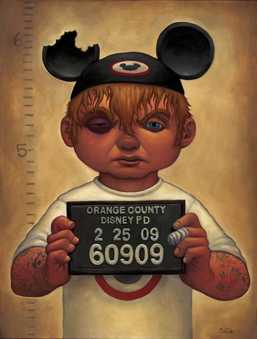 иллюстратор из Калифорнии по имени Боб Доб