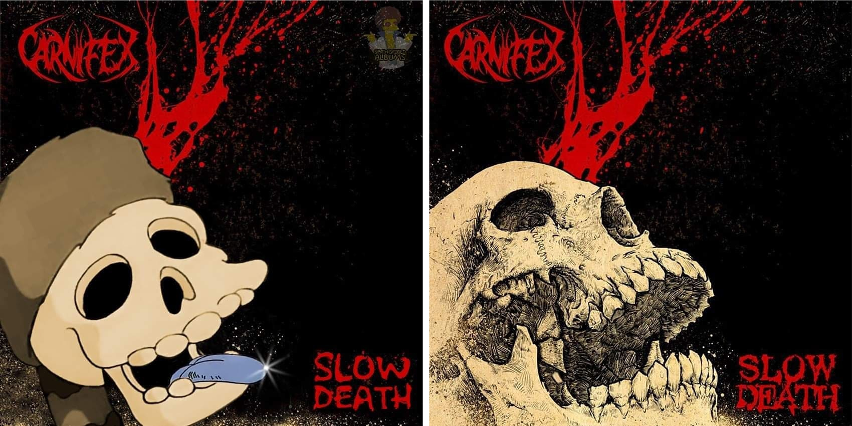 Carnifex - Slow Death (2016)