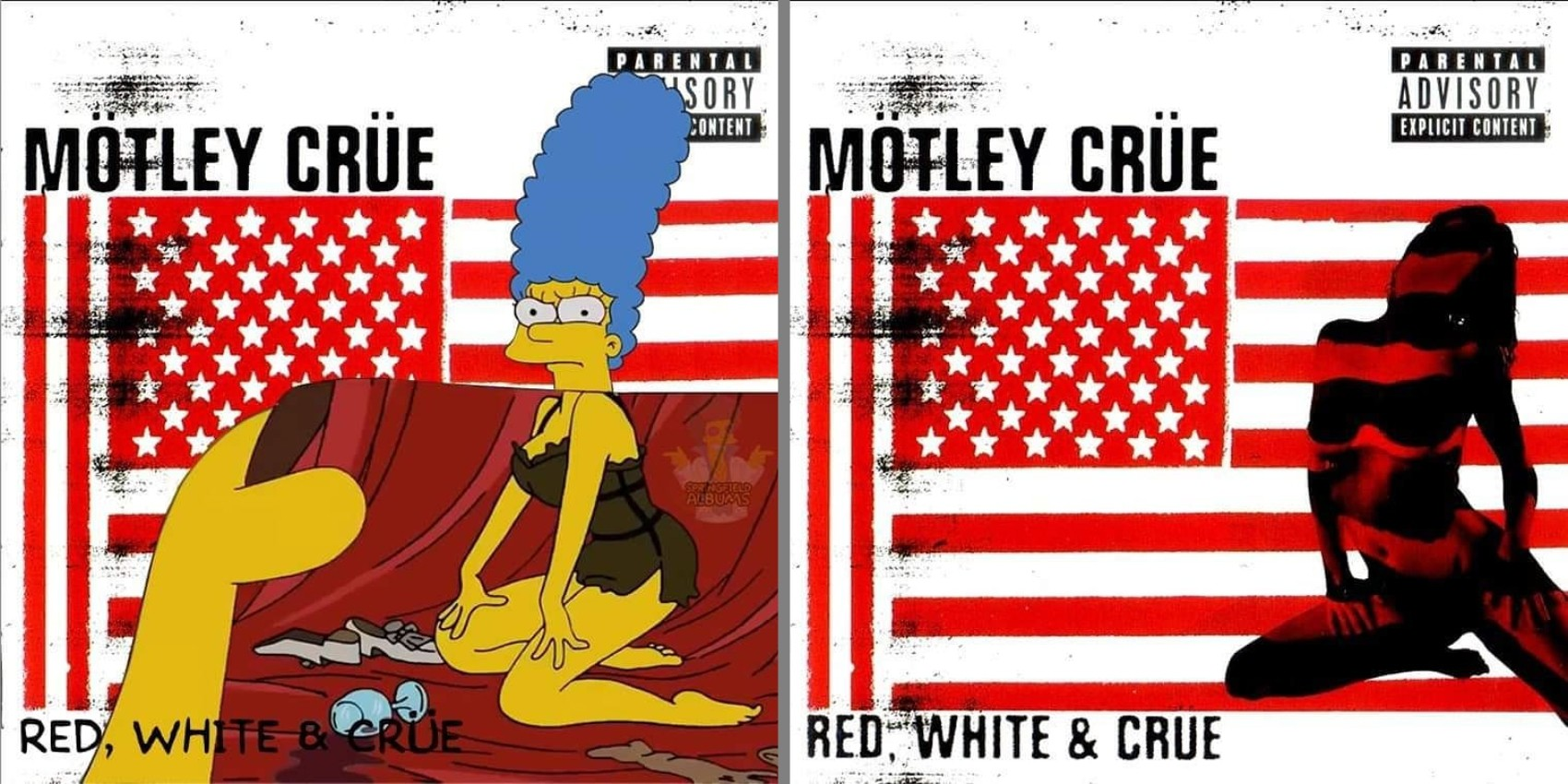 Motley - Crue Red White & Crue (2005)