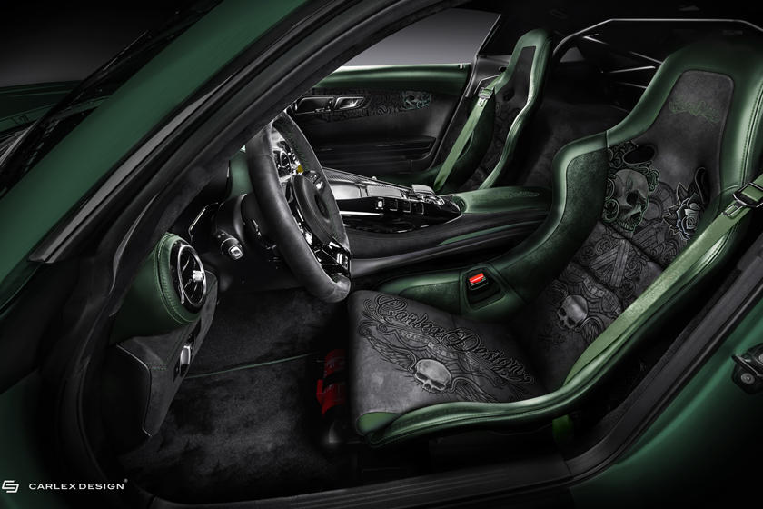 Mercedes-AMG GT R Pro Tattoo Edition