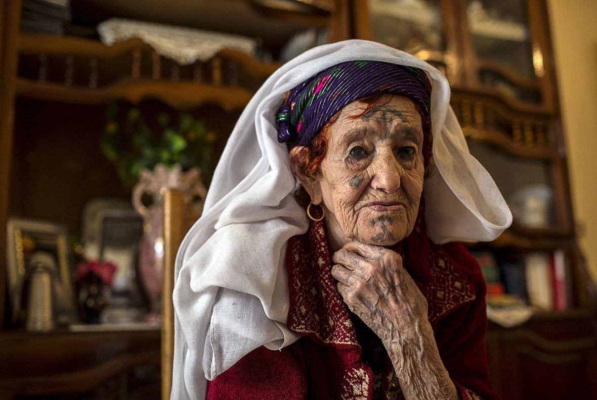 татуировки в марокко