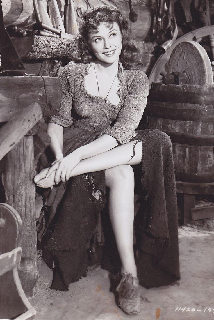 американская актриса Полетт Годдар