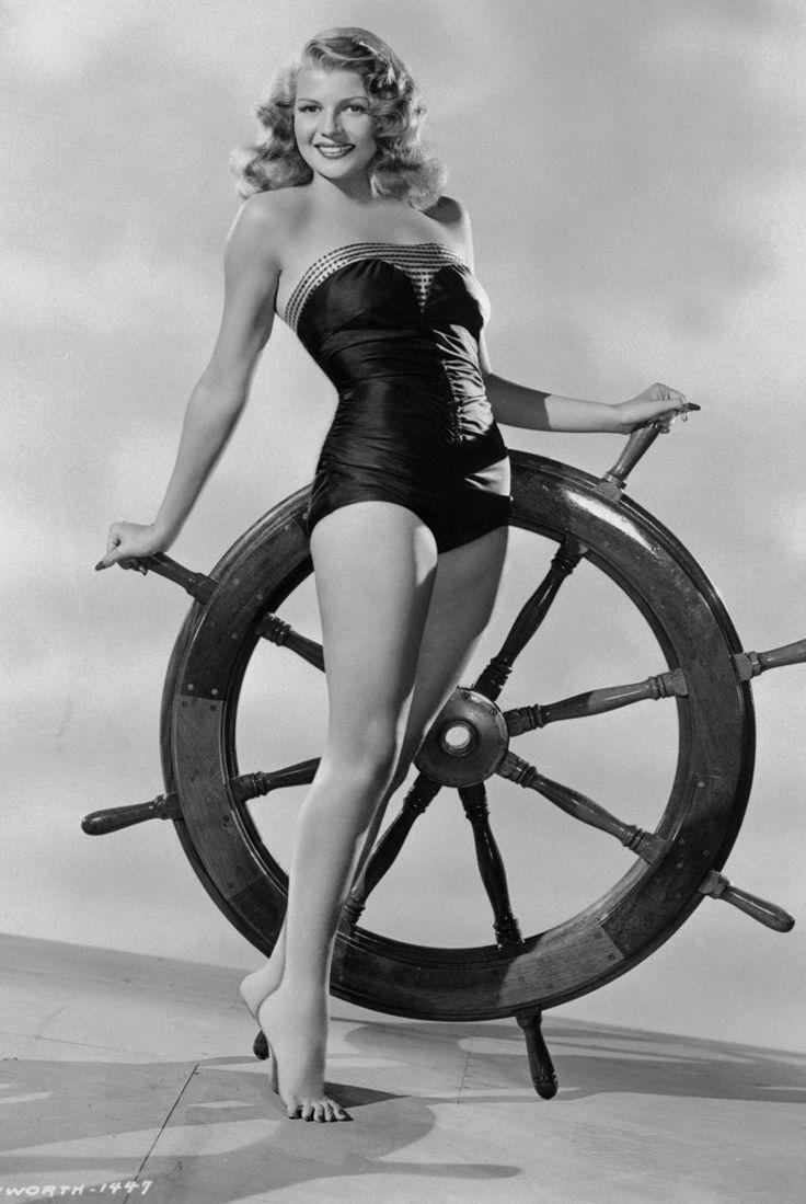 американская актриса Рита Хейворт