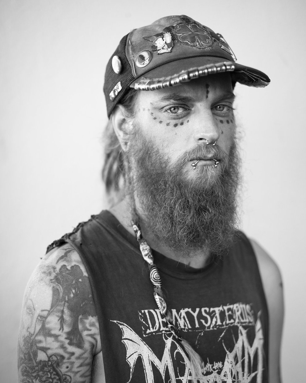 Потерянные и Найденные - татуировки маргиналов