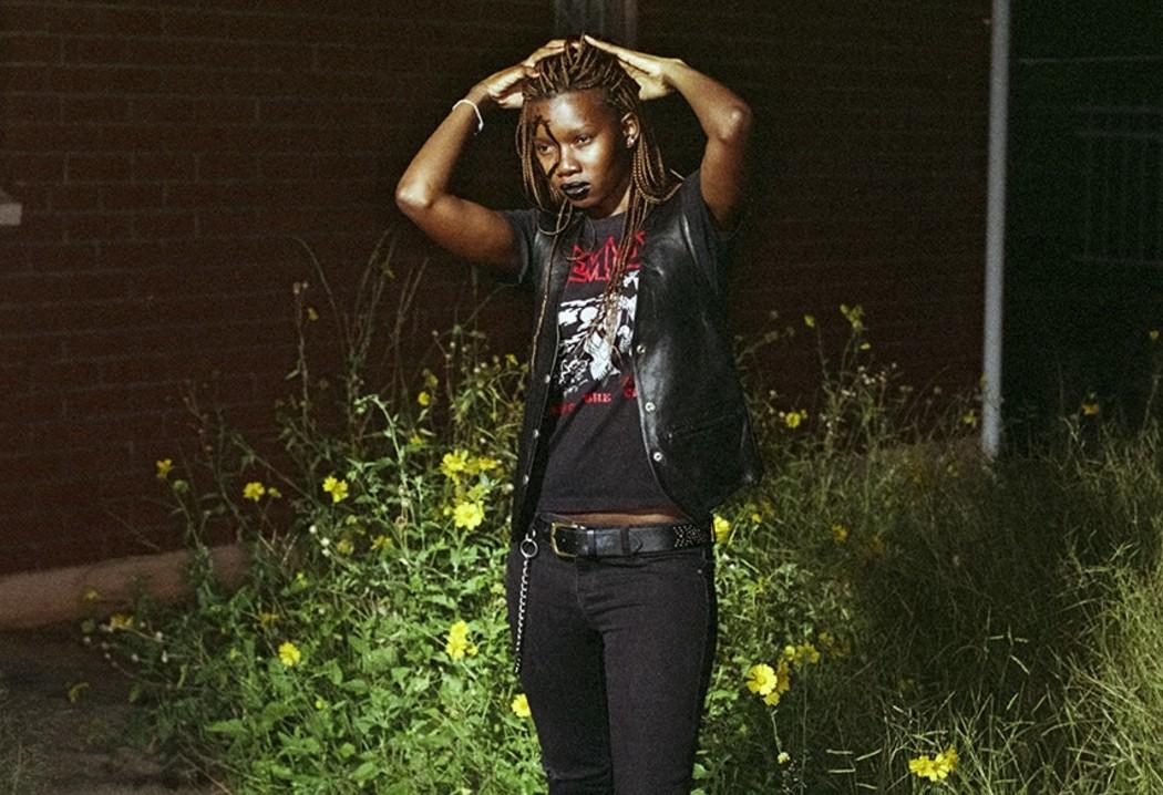 Марок - темнокожие девушки-металлисты из Ботсваны