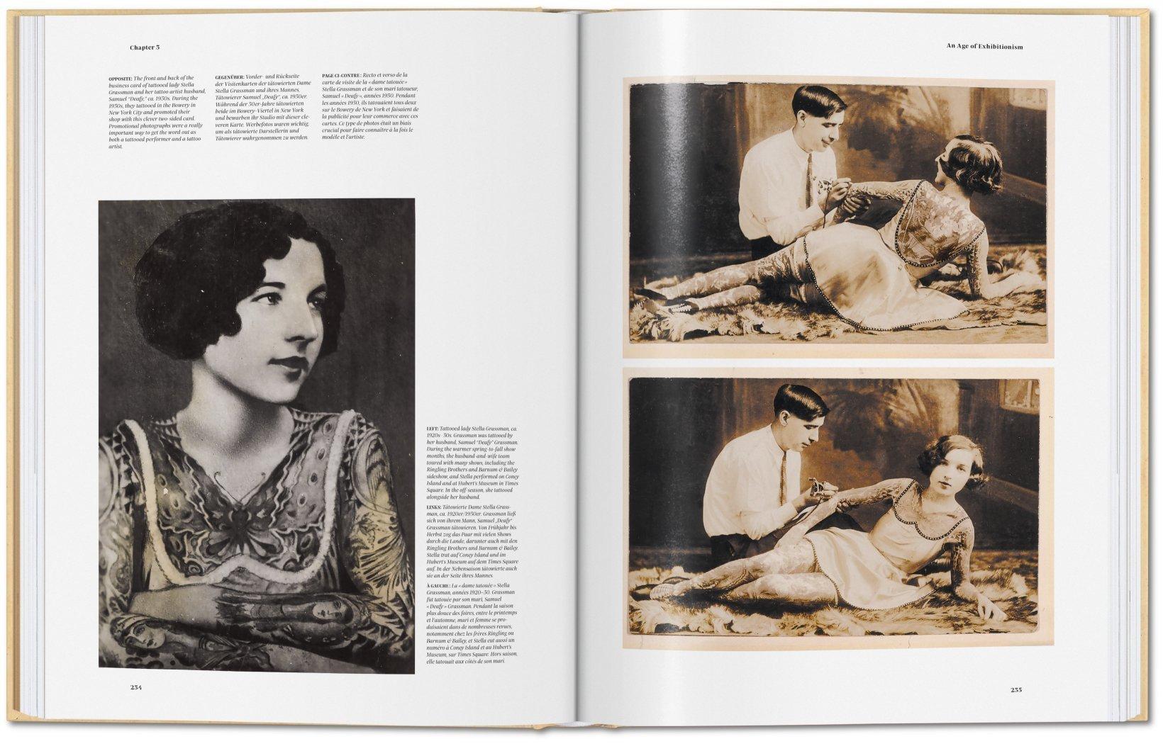 книга о татуировке немецкого издательства Taschen