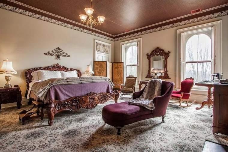 исторический особняк в штате Индиана