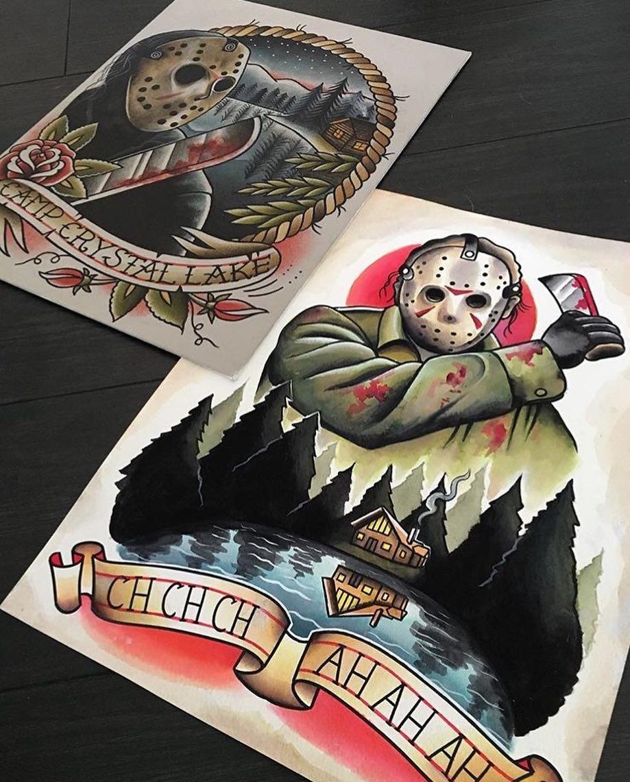 эскиз для татуировки