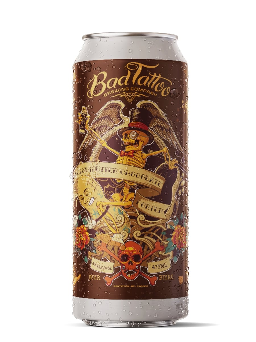 пиво PEANUT BUTTER CHOCOLATE PORTER