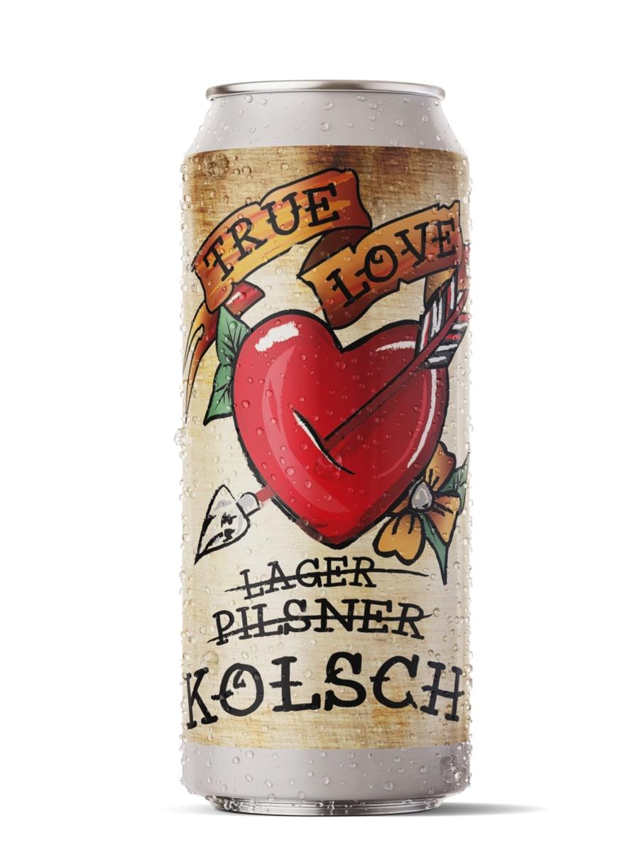 пиво TRUE LOVE KOLSCH